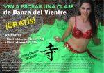 clase gratis, clases danza del vientre gratis, clase danza oriental gratis, clases de prueba gratuita