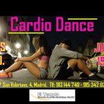 Cardiodance con Marluis Rojas
