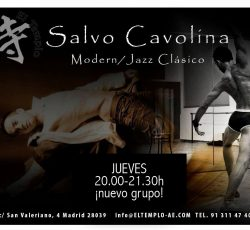 Modern / Jazz Clásico con Salvo Cavolina