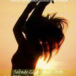 El sábado 22 de Abril nueva sesión ¡VibraanzA!