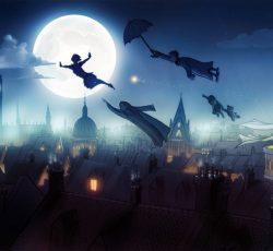 "¡Este viernes! Festival Fin de Curso ""Peter Pan"""
