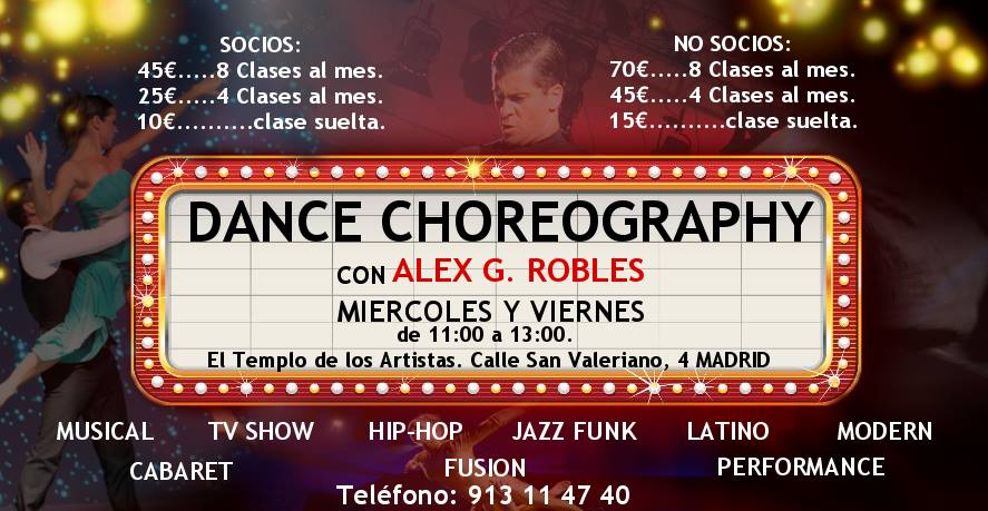 dance choreography, alex g. robles, el templo, kungfusion