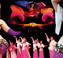 Nuevo Horario de Danza del Vientre, empieza en Febrero
