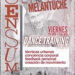 Sensum con Sergio Melatuche – Dance Trainning