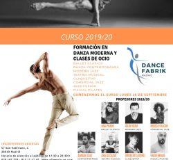 Formación Danza Moderna y Clases de Ocio – Dance Fabrik