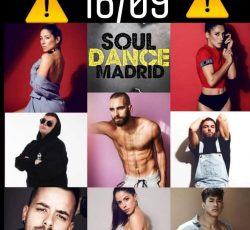 Soul Dance Madrid – Curso 2019-20