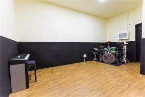 sala musica, sala canto, sala musica alquiler,